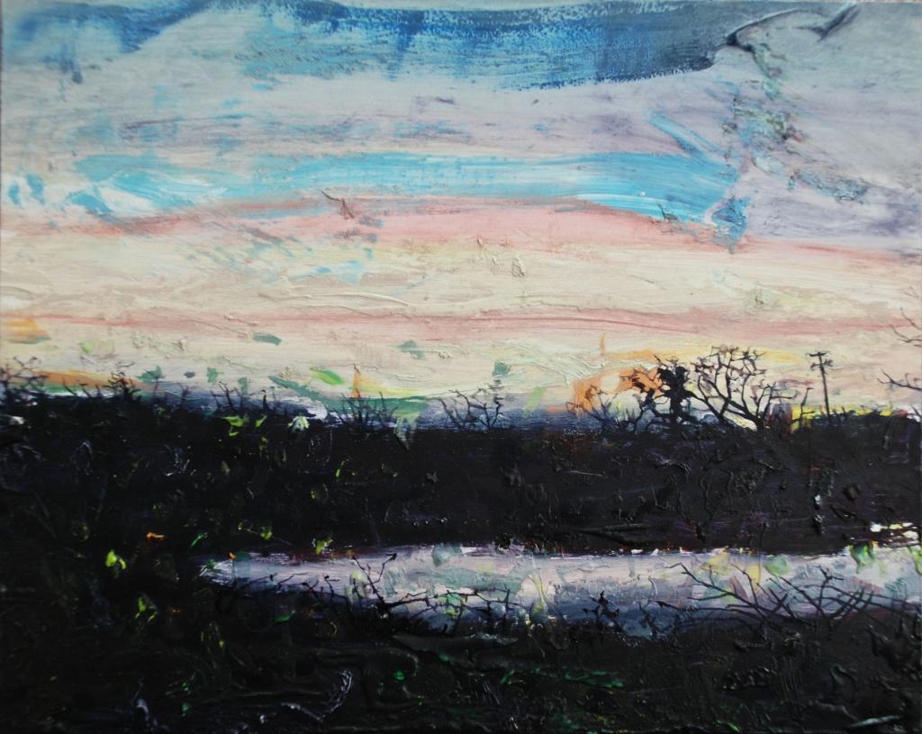 'December Evening'